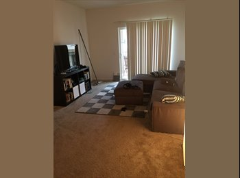 EasyRoommate US - 1BR/1BA in Mira Mesa Complex with great ammeneties - Mira Mesa, San Diego - $1,200 /mo