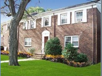 EasyRoommate US - One Bedroom apt available for Sub lease @gardens at raritan, Internet ready - New Brunswick, Central Jersey - $1,095 pcm
