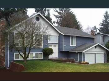 EasyRoommate US - ROOM For RENT - Utilities Included - Federal Way, Federal Way - $475 pcm