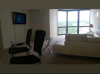 EasyRoommate US - Roommate Style Condo - Master Bedroom - Alexandria, Alexandria - $1,100 pcm