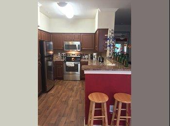 EasyRoommate US - Furnished bedroom, private bathroom! - Addison, Dallas - $550 pcm