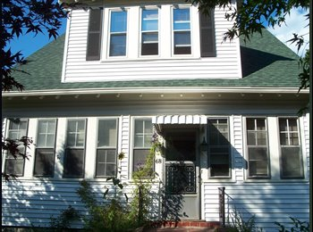 EasyRoommate US - Beautiful house on a quiet street seeking adult male housemate - Roslindale, Boston - $800 /mo