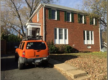 Firefighter seeks roomie to share 2 BR Duplex in awesome...