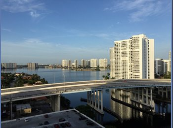 EasyRoommate US - Roommate needed for beautiful Sunny Aisles Condo - Sunny Isles Beach, Miami - $900 pcm