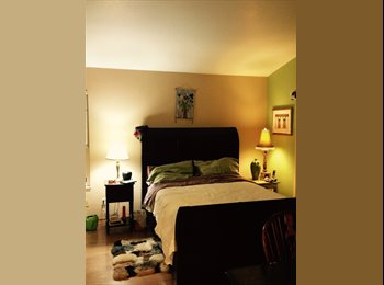 EasyRoommate US - Short term month to month - Alameda, Oakland Area - $1,100 pcm