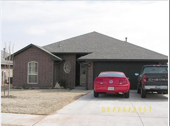 EasyRoommate US - $400 – 1 Bed / Shared Bath New Home in Norman, OK - Norman, Norman - $400 /mo