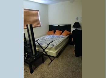 $800 Large, private, furnished room with discount for...