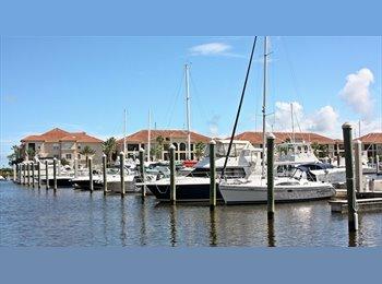 EasyRoommate US - Atlantic Beach Harbor Apartment - 1 Room Available - Southeast Jacksonville, Jacksonville - $600 pcm