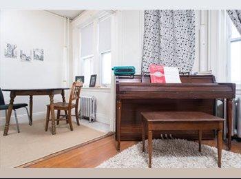 EasyRoommate US - Boston Studio: Park in view! - East Boston, Boston - $1,500 pcm