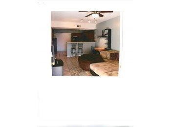 EasyRoommate US - Condo -Private bed/bath, 4 blocks to ASU - Tempe, Tempe - $550 pcm