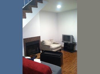 3 Bed 2.5 Bath Townhouse in Noho. Looking for 2 roommates!`