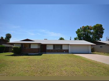 EasyRoommate US - $450.00 Furnished Room 4 Rent incl utilities also have master w/private bath - Mesa, Mesa - $450 pcm