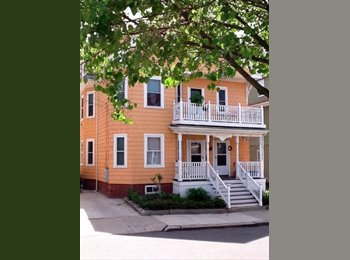 EasyRoommate US - Large Porter Square Room in 5bdrm 2 bth available 9/1 - Cambridge, Cambridge - $1,030 pcm