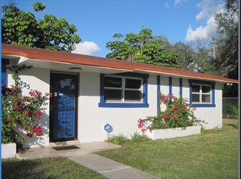 ROOM FOR RENT CLOSE TO BARRY UNIVERSITY