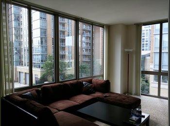 EasyRoommate US - Corner Glass Apartment in Reston Town Center - Arlington, Arlington - $1,300 /mo