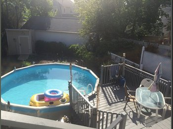 EasyRoommate US - wanted a nice professional person live in morris cove private beach pool you will love it - New Haven, New Haven - $700 /mo