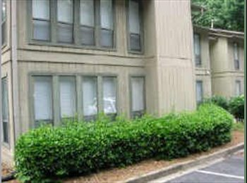 Sandy Springs/Roswell Condo with Roommate Fl Plan