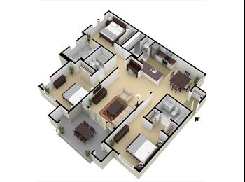 EasyRoommate US - Looking for Female Roommate in Sunnyvale - Sunnyvale, San Jose Area - $850 pcm