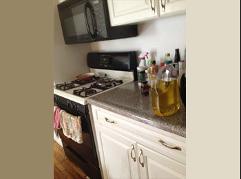 HOUSEMATE NEEDED FOR SEPT 1 NEAR CENTRAL SQ!