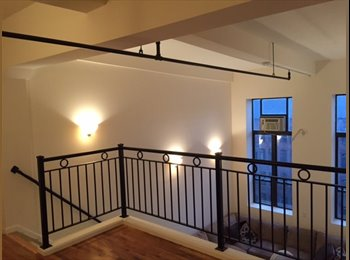 EasyRoommate US - Upstairs Loft Available in a 1 Bedroom Apt - Paterson, North Jersey - $600 pcm