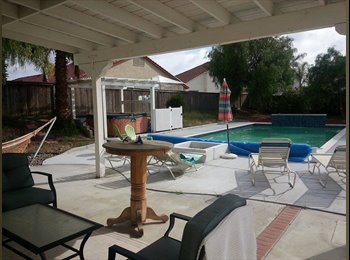 EasyRoommate US - House with a pool! - Oceanside, San Diego - $800 pcm