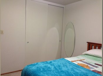 spacious Private room and shared bath in 2br apartment