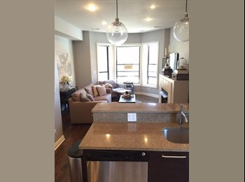 Roommate wanted for Boystown 2 Bedroom!