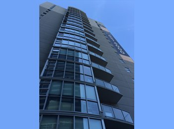 EasyRoommate US - Luxury Apartment: 1BR available in prime 2BR unit - Civic Center, San Francisco - $2,300 pcm