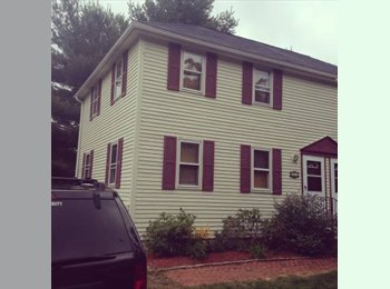 EasyRoommate US - Roommate wanted in 3 bedroom townhouse - Worcester, Worcester - $600 pcm