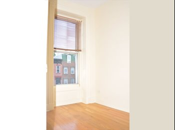 Brooklyn Brownstone with MASSIVE 300 Sq Ft Living Room...