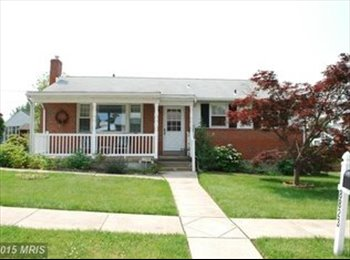 Room for rent in Parkville Md