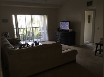 EasyRoommate US - Looking for a 3rd roommate! - Davie, Ft Lauderdale Area - $575 pcm