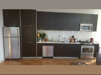 EasyRoommate US - Luxury private Bed & bath in LIC - Long Island City, New York City - $2,700 pcm