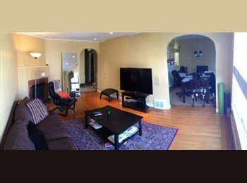 Furnished Room in Heart of Marina for 2mo Sublet