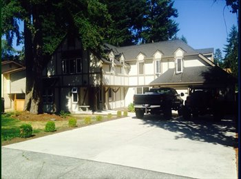 EasyRoommate US - separated dad looking for roommate - Everett, Everett - $750 /mo