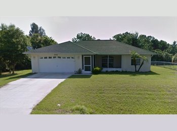 EasyRoommate US - Share my Swimming pool home! - Sarasota, Other-Florida - $500 /mo