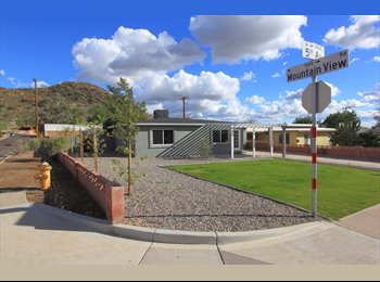 Mid-Century Modern, Central Phoenix