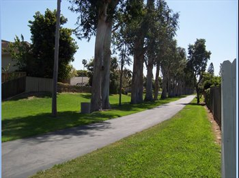 Furnished Bedroom-14 minutes walk to Irvine Valley College