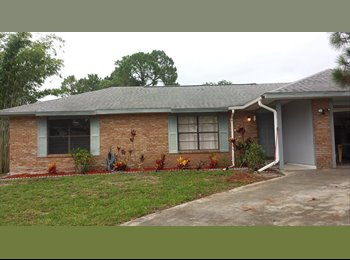 EasyRoommate US - Don't miss out on this oppurtunity to RENT!! - Melbourne, Other-Florida - $475 /mo