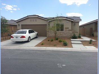 EasyRoommate US - BAND NEW CASITA HOME - Southwest Ranch , Las Vegas - $500 /mo