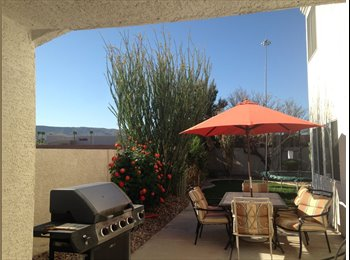Furnished Green Valley/Henderson Room For Rent