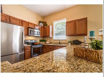 EasyRoommate US - Room for rent in a brand new house. - South Tampa, Tampa - $350 /mo