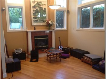EasyRoommate US - $1350 Seeking a roommate for our peaceful Berkeley home (berkeley north / hills) - Berkeley, Oakland Area - $1,350 /mo