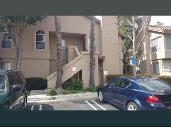 EasyRoommate US - Aliso Viejo. Room for rent in two bedroom, two bath condo - Aliso Viejo, Orange County - $1,000 /mo