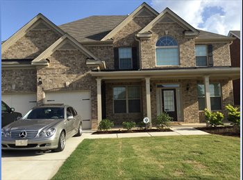 Brand New Luxury House-Room for Rent in Quiet Upscale...
