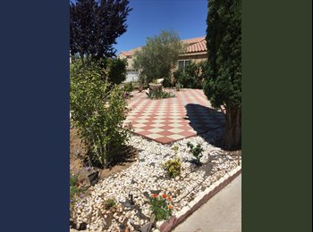 EasyRoommate US - share house with lovely schoolteacher - Antelope Valley, Los Angeles - $600 /mo