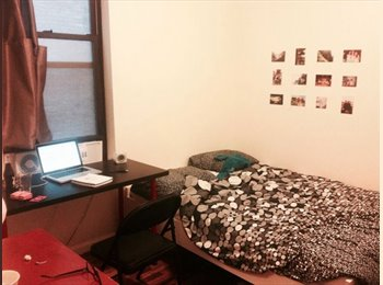 EasyRoommate US - COZY DOUBLE ROOM AVAILABLE - IN MANHATTAN  - Washington Heights, New York City - $1,050 /mo
