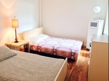 EasyRoommate US - LARGE DOUBLE ROOM AVAILABLE - IN MANHATTAN - Washington Heights, New York City - $1,300 /mo
