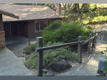 EasyRoommate US - Home Share South Oakland Hills - Downtown Oakland, Oakland Area - $1,400 /mo