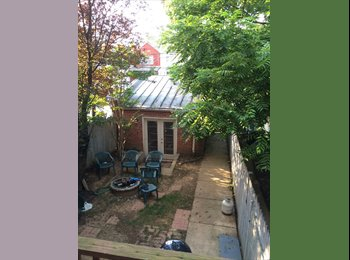 EasyRoommate US - Georgetown Townhouse: Room Available! - Georgetown, Washington DC - $1,415 /mo